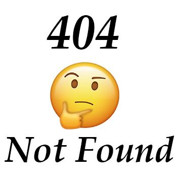 Status Code: 404 not found